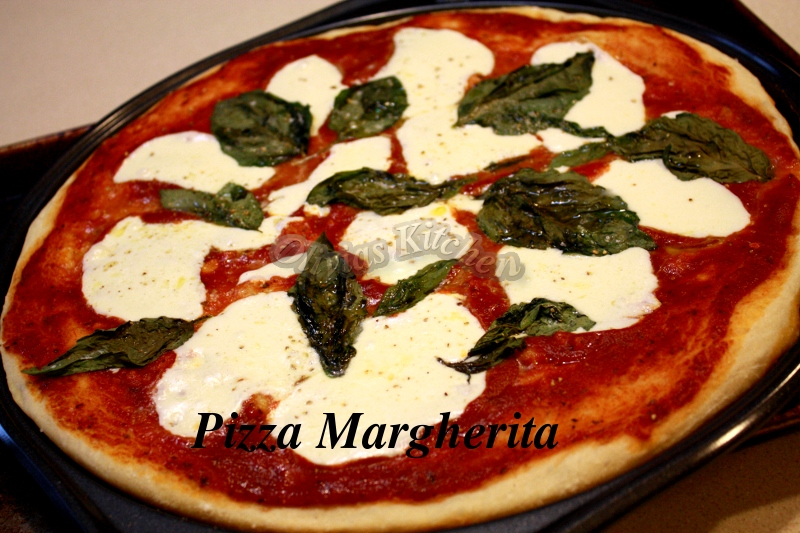 The Perfect Pizza Margherita Recipes — Dishmaps