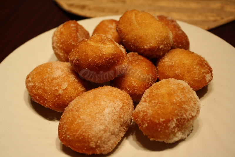 Chinese Fried Donuts chinese buffet style doughnuts olivia's kitchen n ...