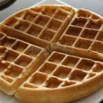 buttermilk waffle