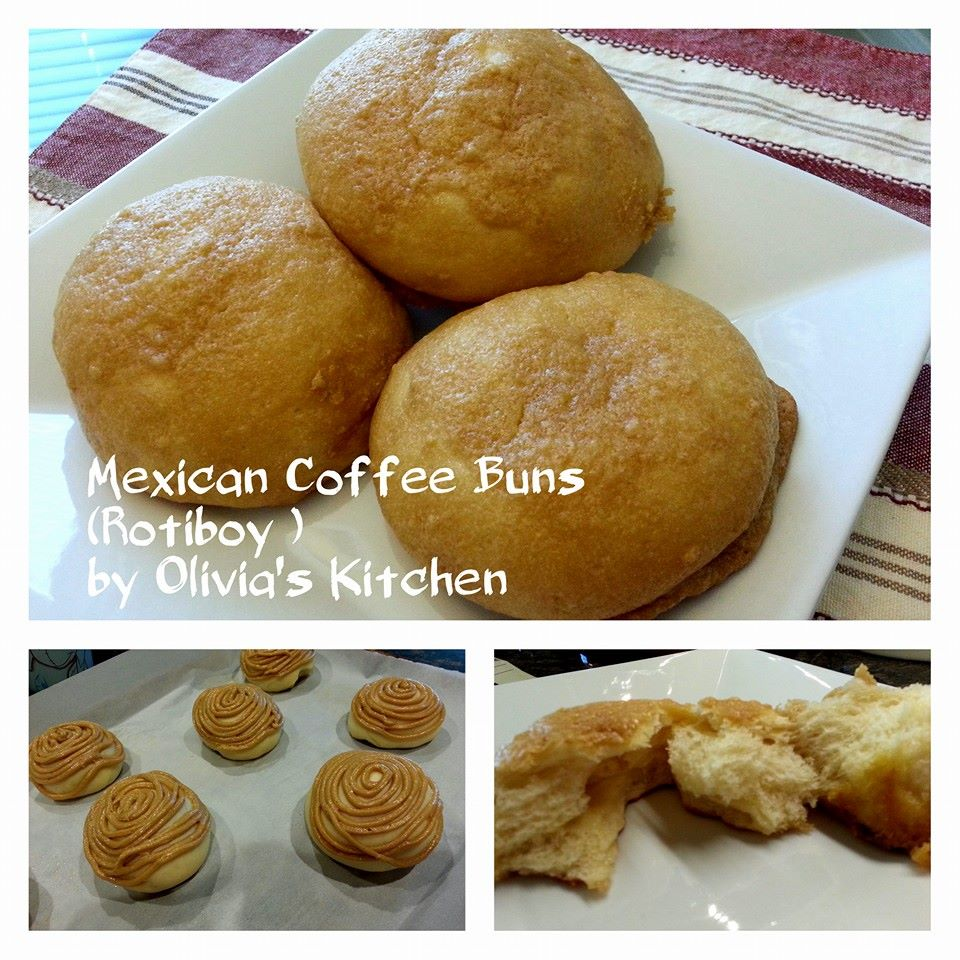 Mexican Coffee Bun (Rotiboy) Recipes — Dishmaps