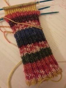 knit sock2