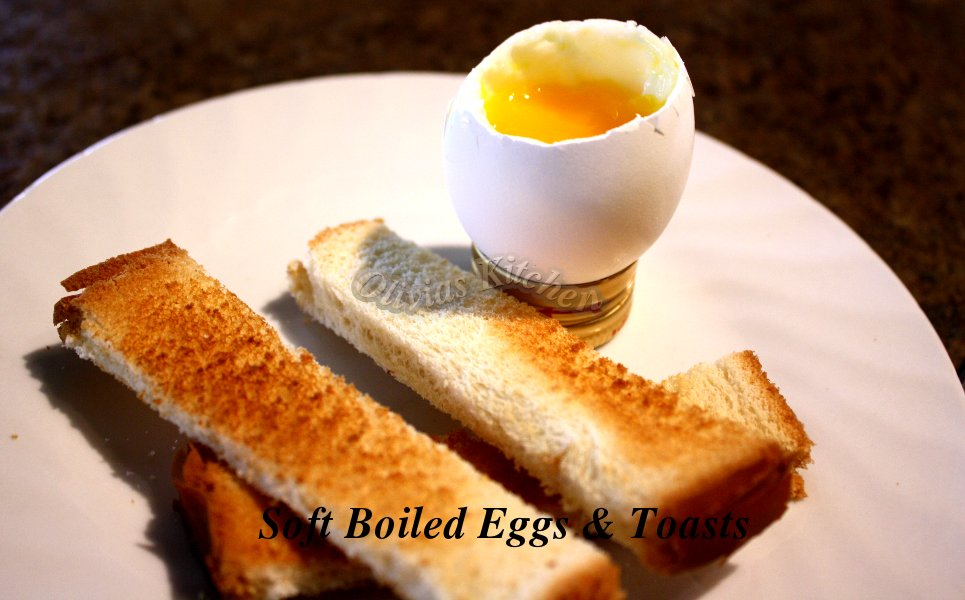 Soft Boiled Eggs Amp Toasts Olivia S Kitchen N Crafts