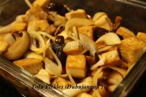 tofu pickles