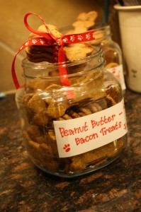 peanut butter bacon cookie