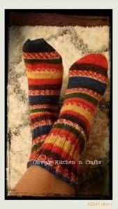sock plain2
